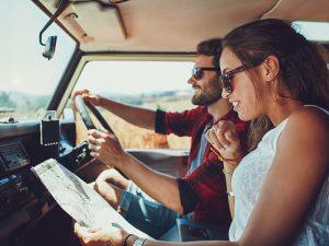 Voyage à l'étranger: est-il possible de conduire avec un permis de conduire français ?